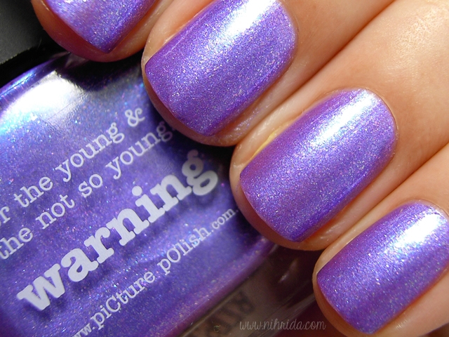 Picture Polish in Warning