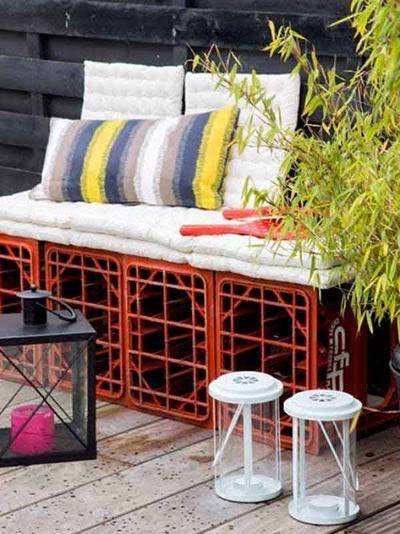 crate in the garden | Outdoor Furniture in Vietnam