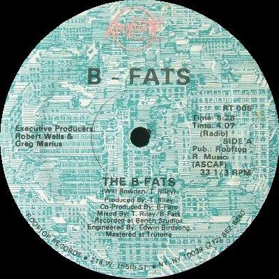 B-Fats – The B-Fats (VLS) (1987) (192 kbps)