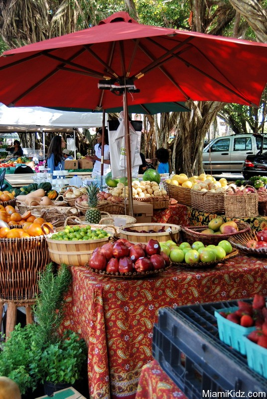 Events And Fun In South Beach Miami Coffo S Harvest Farmers Market July 21