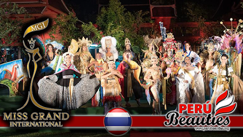 Best National Costume Competition (Video) - Miss Grand International 2015