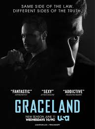 Assistir Graceland 3x10 - Master of Weak Ties Online