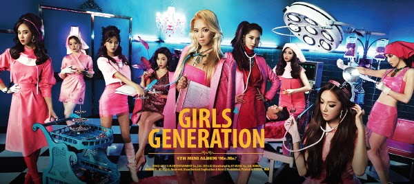 Video SNSD Girls Generation Mr. Mr Teaser
