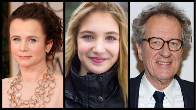 The Book Thief Casting
