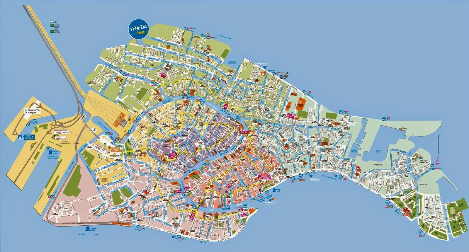 Life2trip venezia 2 0 for Piani di casa di 1800 piedi quadrati aperti