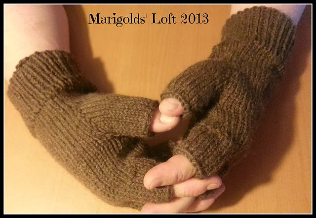 Gloves for hubby