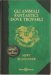 """""""Gli Animali Fantastici: dove trovarli"""", edizione giugno 2015"""