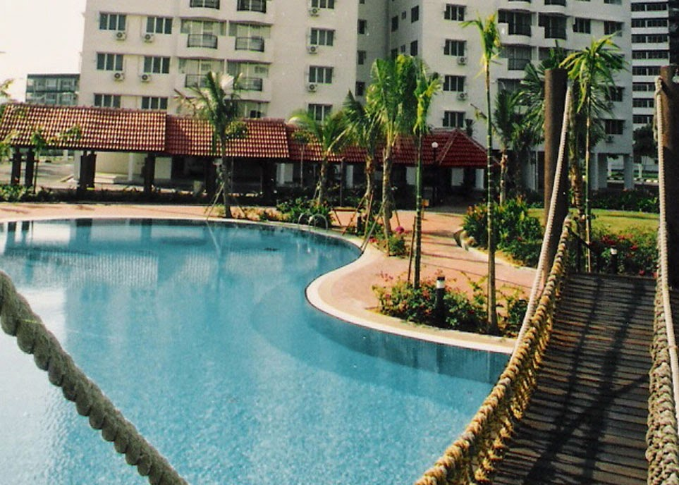 Melaka property connection raymond lim for sale for Garden town pool