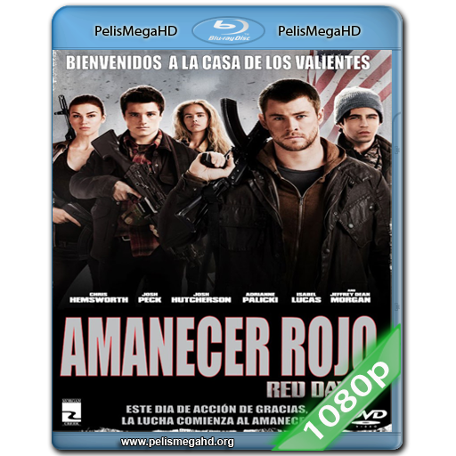 RED DAWN: AMANECER ROJO (2012) 1080P HD MKV ESPAÑOL LATINO