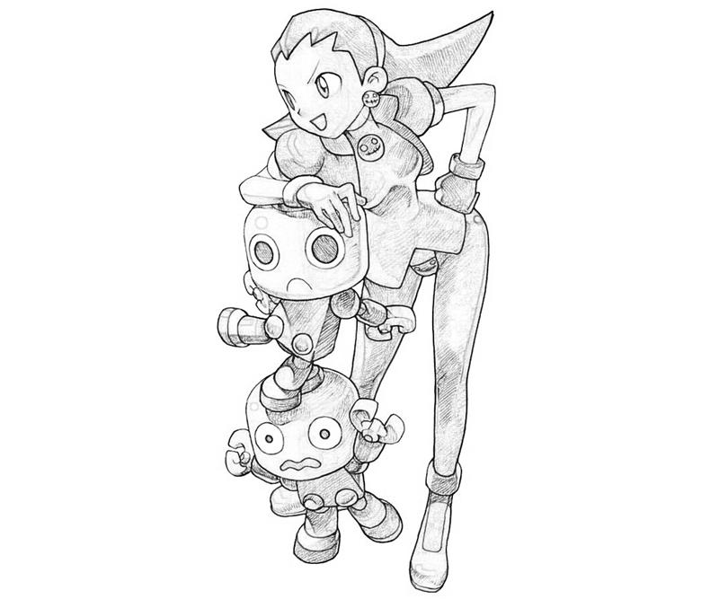 printable-marvel-vs-capcom-tron-bonne-character_coloring-pages