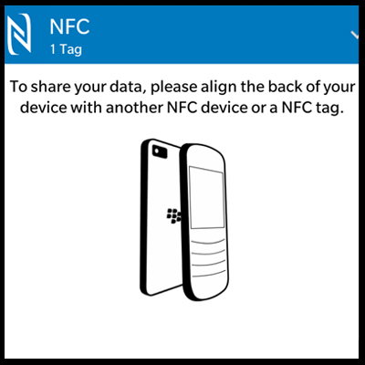 NFC Technology in BB10