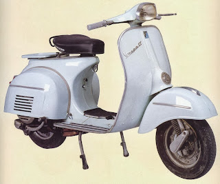Vespa125cc GranTurismo VNL2