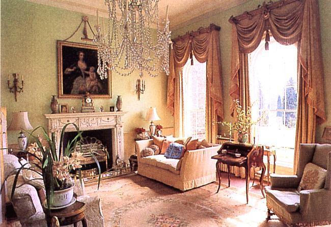 Glindur bazar beauty blog boudoir mon beau boudoir for Diseno de interiores siglo xix