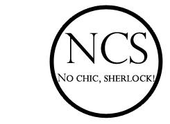 No chic, Sherlock!