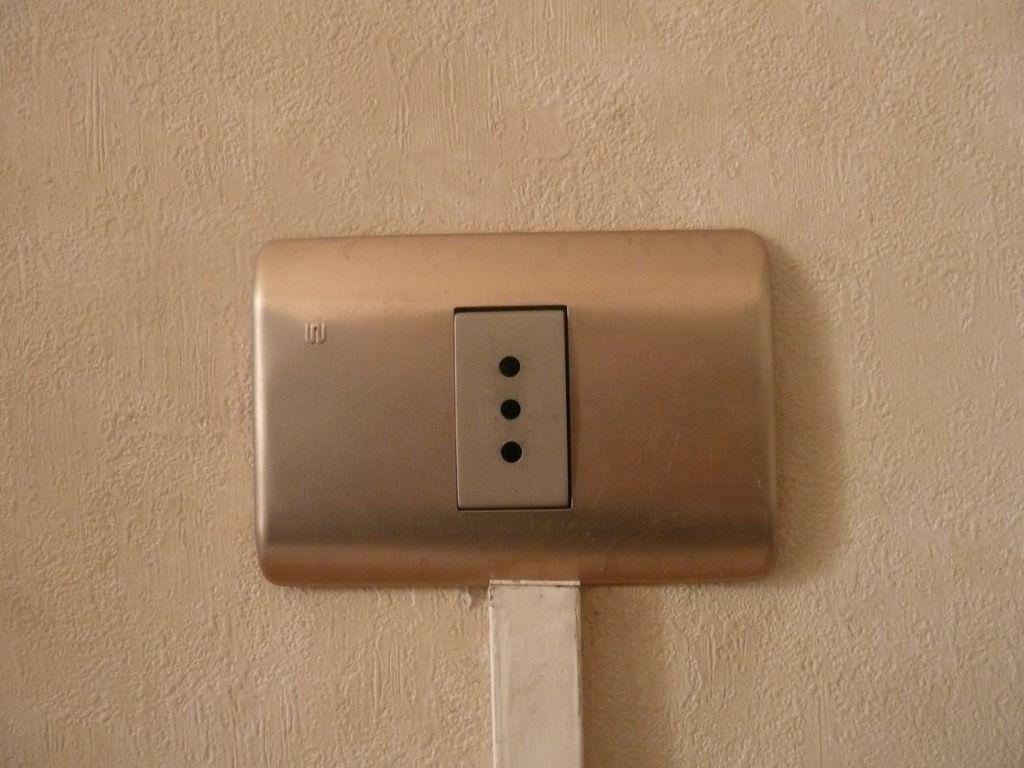 Harta palta enchufes e interruptores - Enchufes e interruptores ...