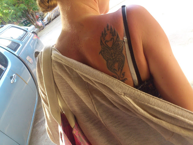 Значение татуировки Сак Янт разыскивается