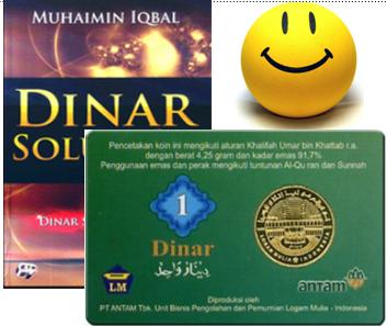 Buku Petunjuk Tentang Dinar