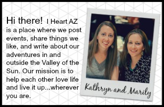 Welcome to I Heart AZ!
