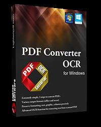 Lighten PDF Converter OCR