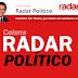 Coluna Radar Político com o jornalista Toni Duarte