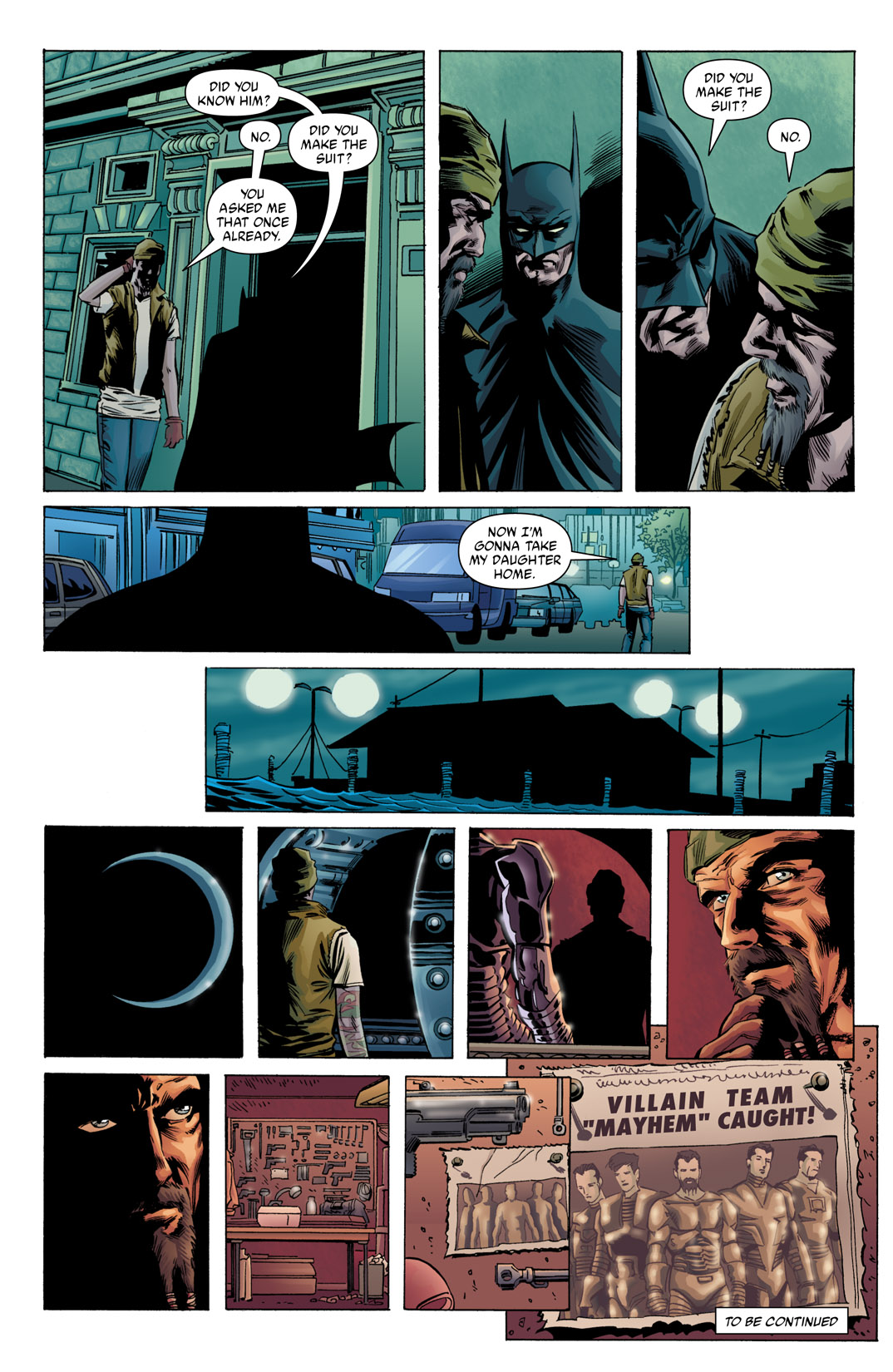 Detective Comics (1937) Issue #790 Page 31