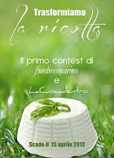 Partecipo al contest  che scade il 15/04/2012