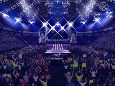 WWE RAW: Impact Pc