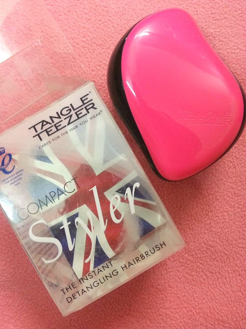 Tangle teezer review - theitgirl.in