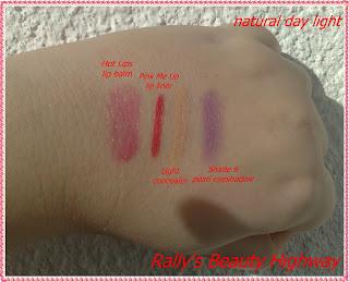 My MUA makeup collection