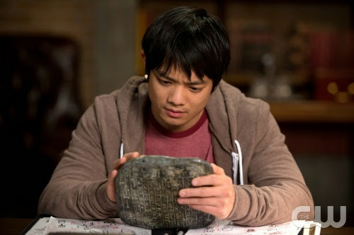 Supernatural-S09E09-Holy-Terror-Midseason-Finale-Kevin-Dead-Muere-Muerto