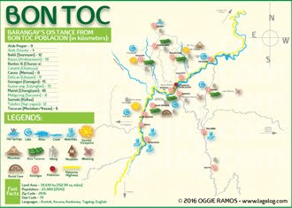 Let's Explore Bontoc!