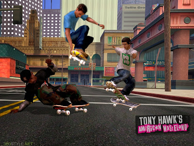 Download Tony Hawk's American Wasteland PC Game Free