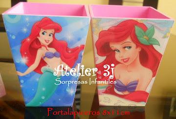 Sorpresas Infantiles Princesas Disney - la sirenita