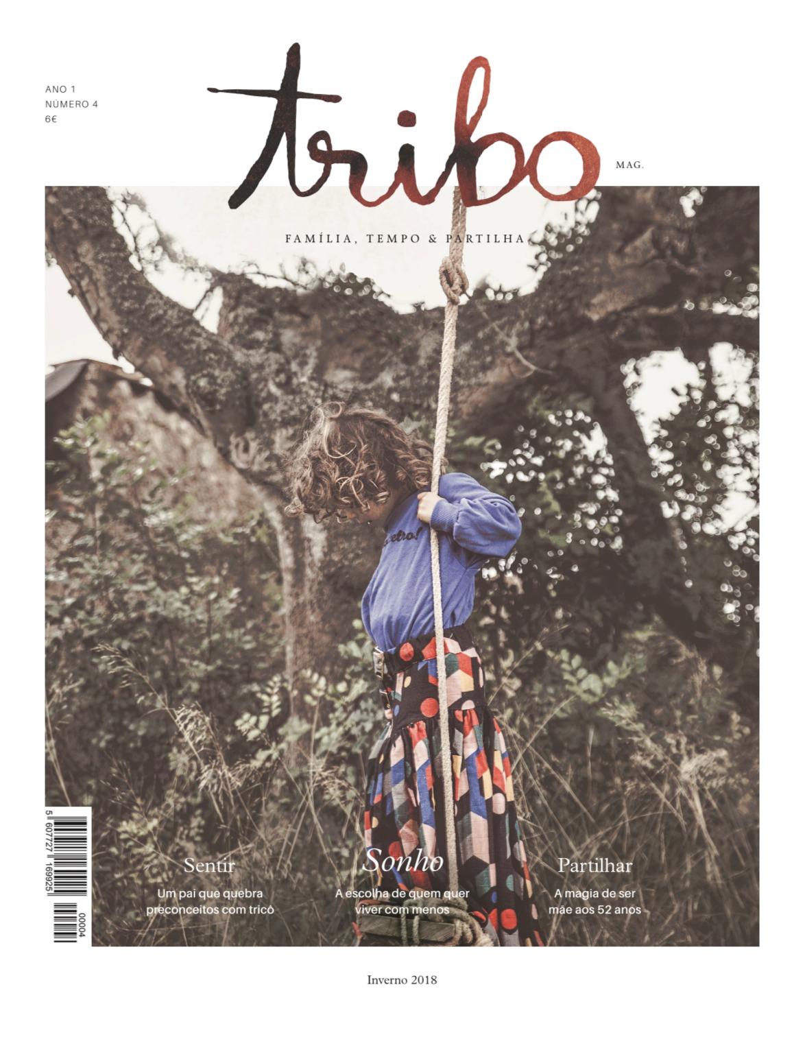 Tribo Magazine Nº4 -  Inverno - Sonho