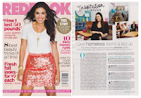 New Press: Redbook Magazine Sept 2012