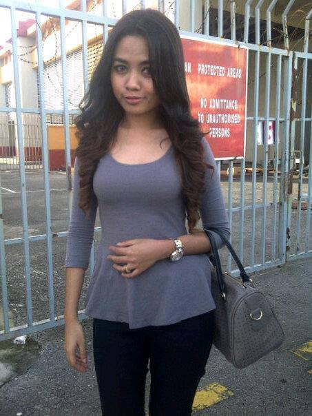 Gambar Bogel Entry 178 : awek gadis melayu tudung seksi ketat   Melayu Boleh.Com