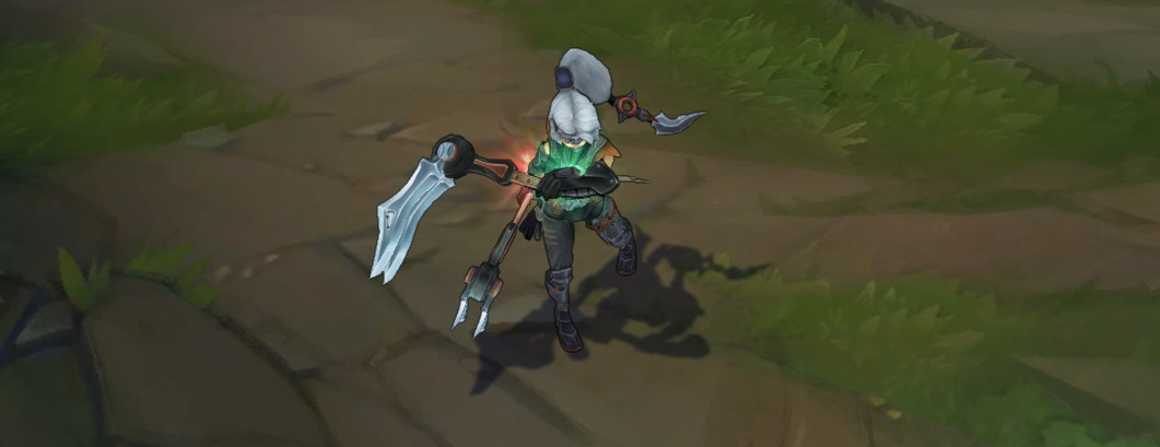 Surrender at 20: Champion and Skin Sale 11/13 - 11/16