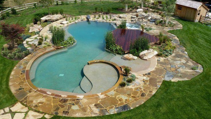 Piscinas muy naturales piscinas biol gicas ecol gicas o for Albercas ecologicas