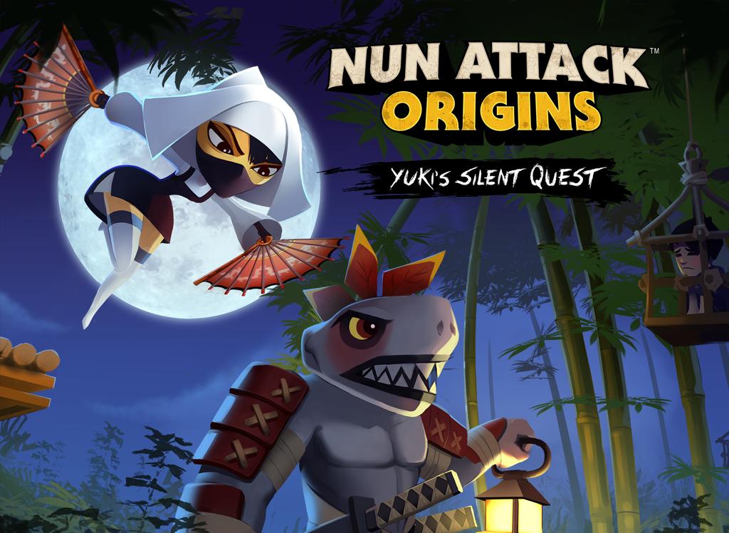 Nun Attack Origins Yuki v1.02 APK+DATA