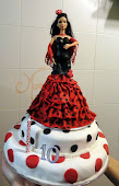 "Tarta ""Flamenca"""