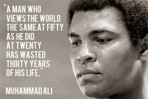 The Life Quotes: Wise Muhammad Ali Quotes