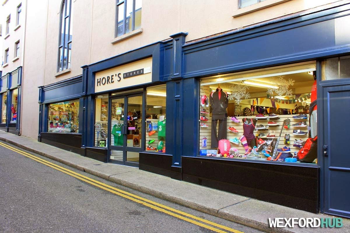 Hores Stores, Wexford