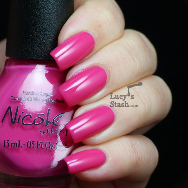 Lucy's stash - Nicole By OPI Spring Break