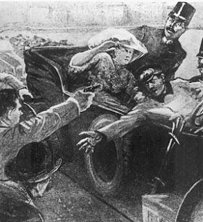 El atentado de Sarajevo