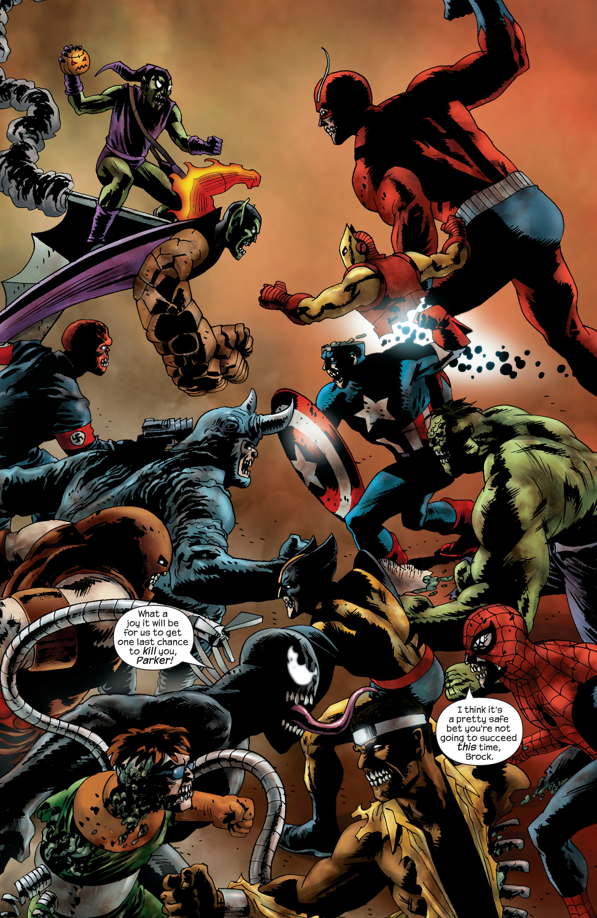 Marvel Zombies (2006) Issue #5 #5 - English 6