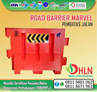 JUAL ROAD BARRIER
