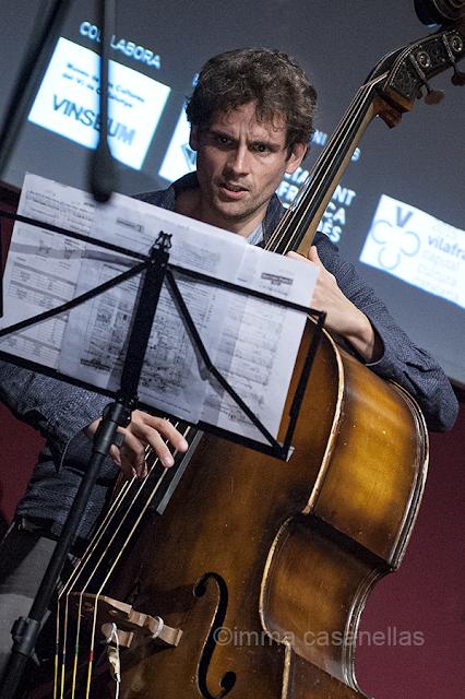 Dee Jay Foster (Auditori de Vinseum, Vilafranca del Penedès, 10-10-2015)