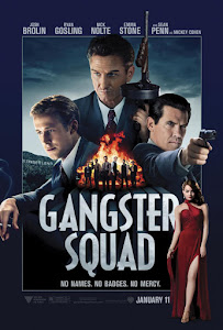 Gangster Squad Poster