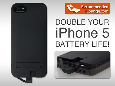 iKit NuCharge iPhone 5 Battery Case
