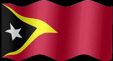 Timor Leste Flag Picture
